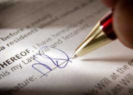 herencias y testamentos en Parla